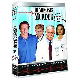 Diagnosis Murder: The 7th Season - Part 2 [DVD] USA import