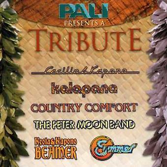 Pali - Pali præsenterer en hyldest [CD] USA import