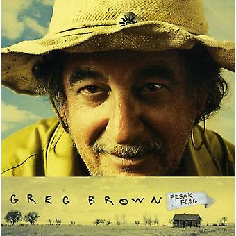 Greg Brown - Freak Flag [CD] USA import