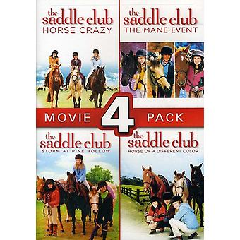 Sadlen Club 4 Pack [DVD] USA importerer