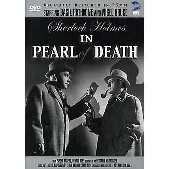 Basil Rathbone - Sherlock Holmes: Pearl of Death [DVD] USA import