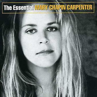 Mary-Chapin Carpenter - importación de Estados Unidos esencial Mary Chapin Carpenter [CD]