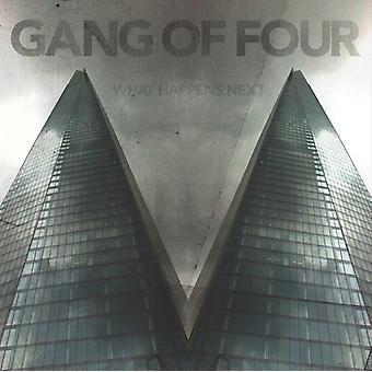 Gang of Four - What Happens Next [Vinyl] USA import