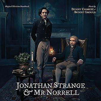 Soundtrack - Jonathan Strange [CD] USA importerer