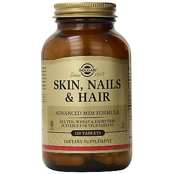 Solgar Skin, Nails & Hair Tablets 120ct