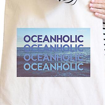 Oceanholic Photography Eco-Friendly Beach Tote Cute Gifts For Her