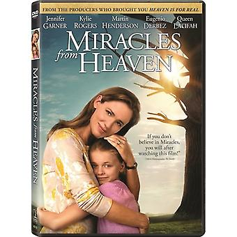 Miracles From Heaven [DVD] USA import