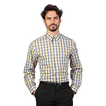 Brooks Brothers Shirts 100038672 Men Yellow