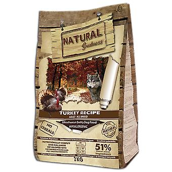 Natural Greatness Turkey recipe (Dogs , Dog Food , Dry Food)
