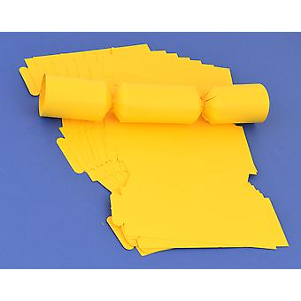 12 MINI Yellow Make & Fill Your Own Cracker Boards