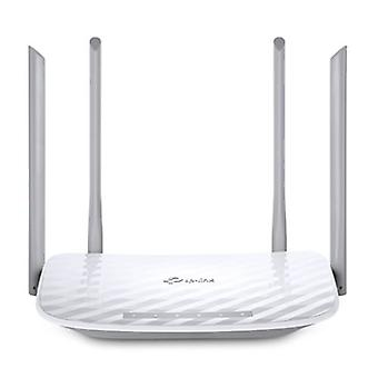 TP-LINK (Archer C50 V3), AC1200 (867+300) Wireless Dual Band 10/100 Cable Router, 4-Port