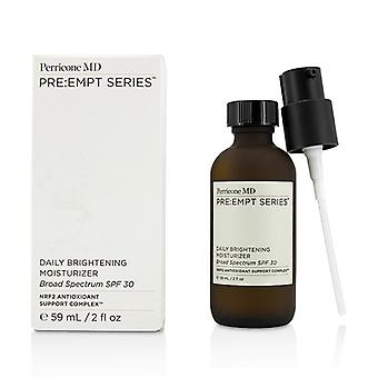 Perricone MD Pre:Empt serie dagligt lysere fugtighedscreme SPF 30 59 ml/2 ounce