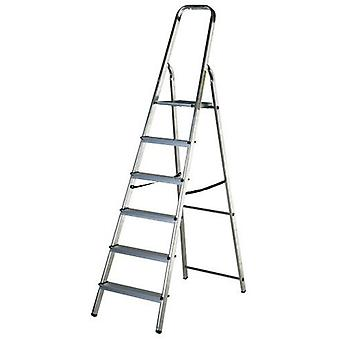 Maurer Domestic aluminum ladder / Professional EN131 7-Steps