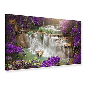 Canvas Print Photowallpaper Garden Eden