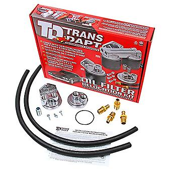 Trans-Dapt 1122 Oil Filter Relocation Kit