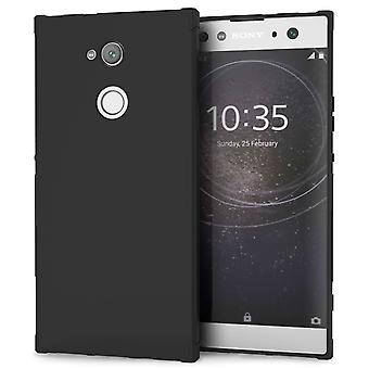 Sony Xperia XA2 Ultra Alfa Case - zwart