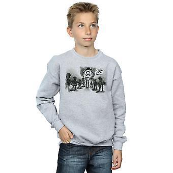 Disney Boys Toy Story Evil Dr Pork Chop Sweatshirt