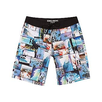 Billabong Horizon Mid Length Boardshorts