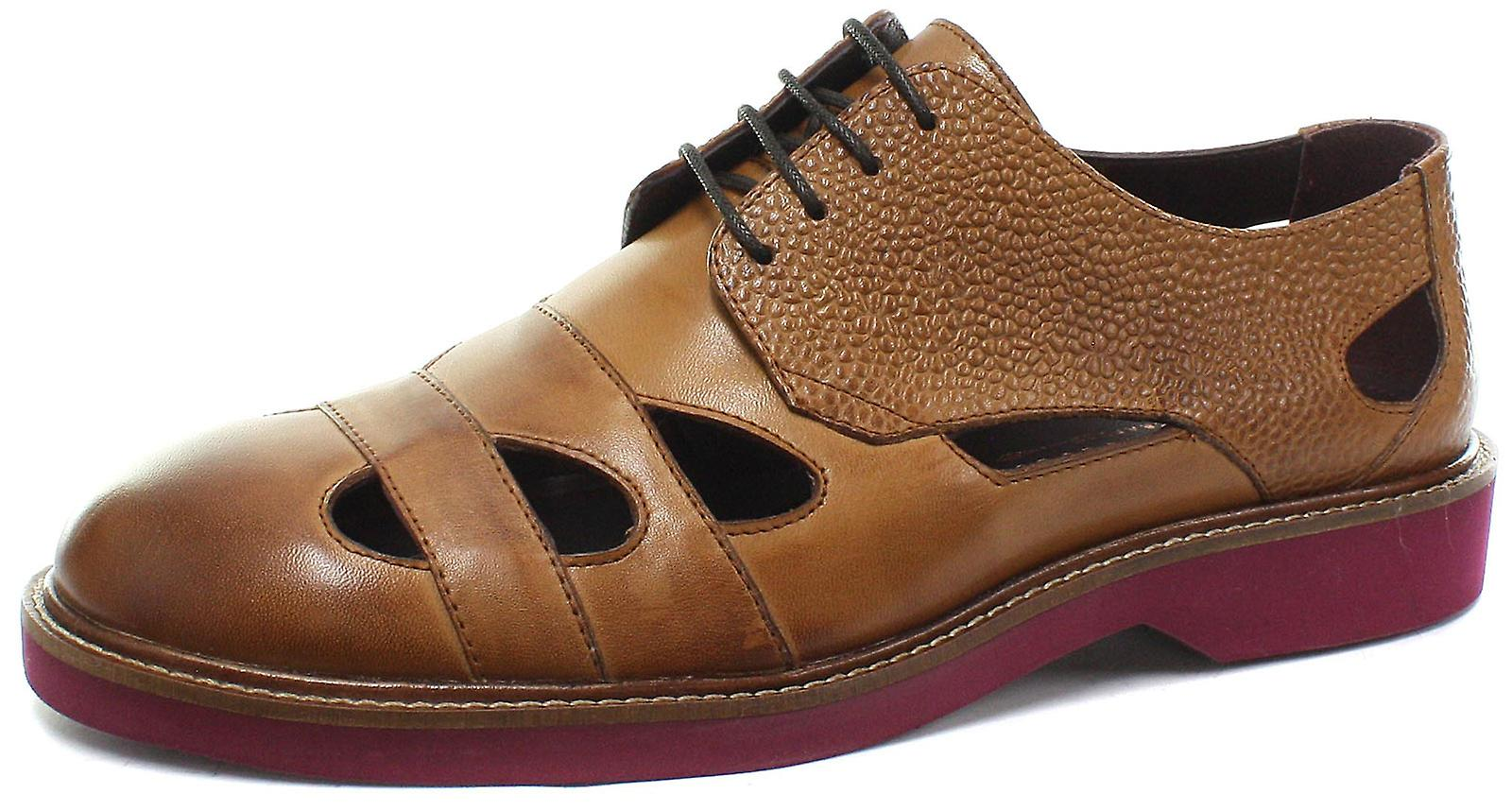 London Brogues Digby Mens Lace Up scarpe  AND COLOURS | vendita all'asta