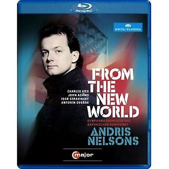 From the New World [BLU-RAY] USA import