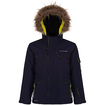 Dare 2 b Boys & filles Kickshaw imperméable veste de Ski garniture de fourrure