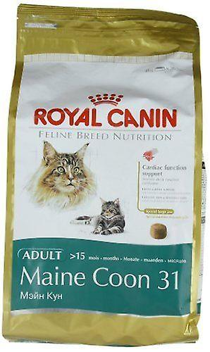 Royal Canin Maine Coon Cat Dry Food Mix 4kg x 2 pack