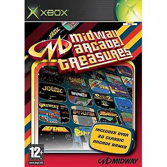 Midway Arcade Treasures (Xbox)