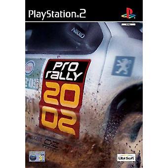 Pro Rallye 2002 (PS2)