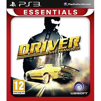 Driver San Francisco PlayStation 3 Essentials (PS3)