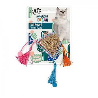AFP Roll Around Whisker Fiesta (Cats , Toys , Movement)