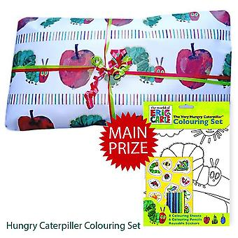 Pass The Parcel Ready Made Party Game - Hungry Caterpillar