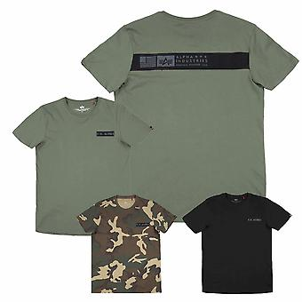 Alpha Industries Herren T-Shirt ALS T