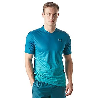 Under Armour Forge V-Neck Mäns Tennis T-Shirt