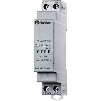 Finder SSR 1 pc(s) 77.01.8.230.8051 Current load (max.): 5 A Switching voltage (max.): 240 V AC