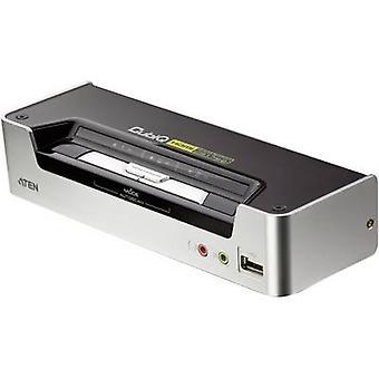ATEN CS1792-AT-G 2 puertos KVM conmutador HDMI USB 1920 x 1200 pix