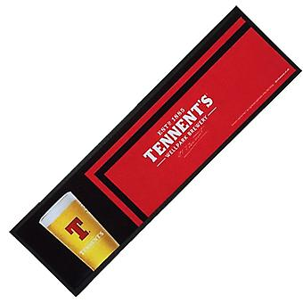 Tennent'S Large Bar Wetstop Runner