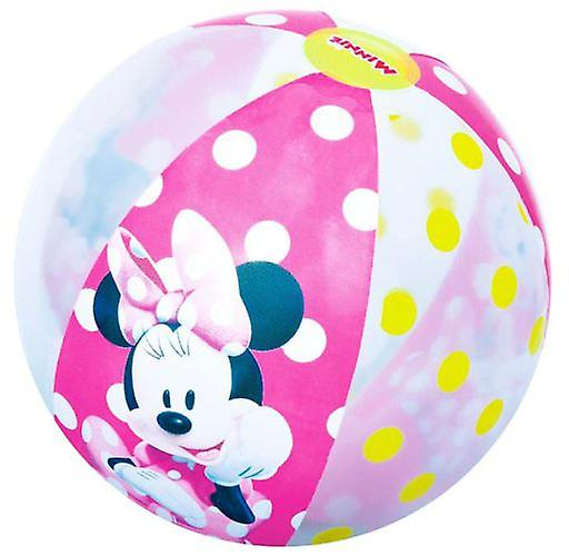 Bestway Minnie Inflatable ball 51 Cm (Babies and Children , Toys , Others)