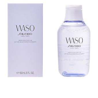 Shiseido Waso Fresh Jelly Lotion 150ml Womens New Sealed Boxed