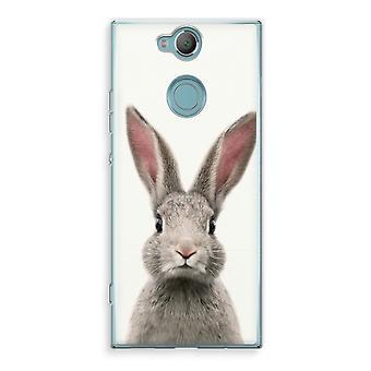 Sony Xperia XA2 Transparent Case (Soft) - Daisy