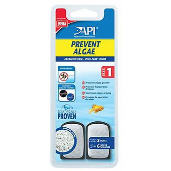 API Prevent Algae 1 Dose (Fish , Maintenance , Water Maintenance)