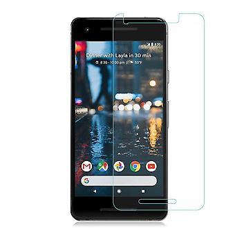 Google Pixel 2 Hartglas Displayschutzfolie Retail-Verpackung