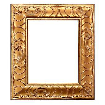 20 x 25 cm eller 8 x 10 moduler, foto rammen i gull
