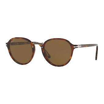 3184S Small tortoiseshell Brown polarized persol