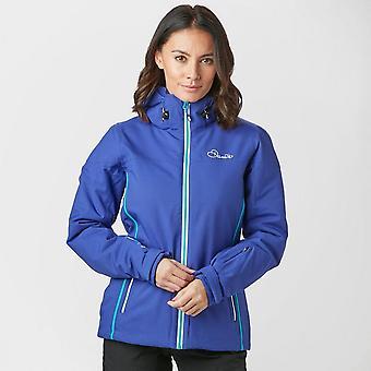 Nuevo dare 2B mujer Invoca ii chaqueta de esquí azul
