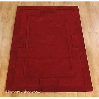 Apollo Red Rug