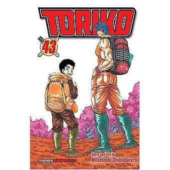 Toriko - Vol. 43 af Toriko - Vol. 43-9781421597034 bog