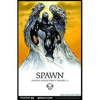 Spawn - Origins - Volume 13 by Todd McFarlane - Brian Holguin - 9781607