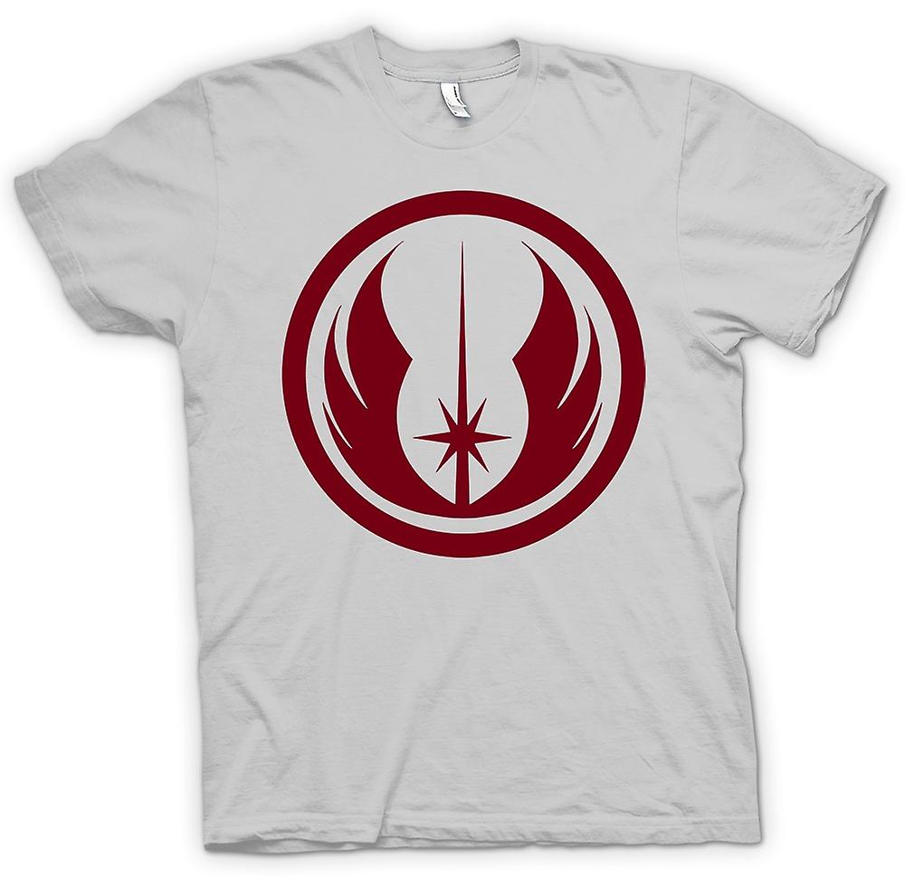 Mens T-shirt - Jedi Order - Star Wars - Knight