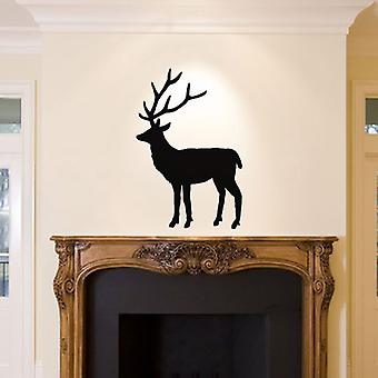Stag Wall Sticker Decal