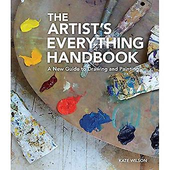 The Artist's Everything Handbook: A New Guide to Drawing and Painting
